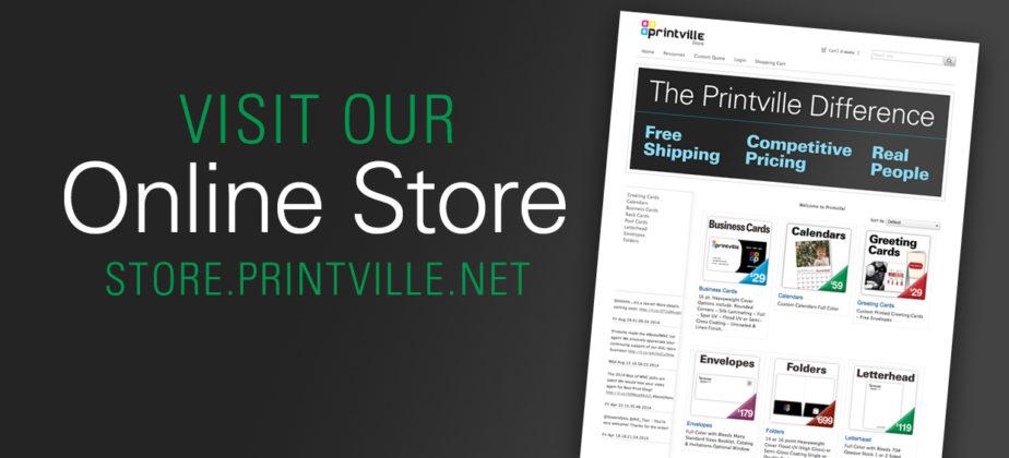 Printville Online Store